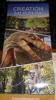 2 Admission Tickets to Creation Museum NEW  WOW