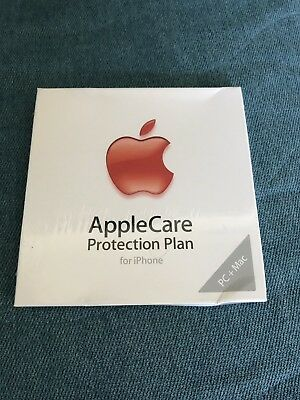 AppleCare Protection Plan For iPhone - New Sealed - Expired, For Collectors Only