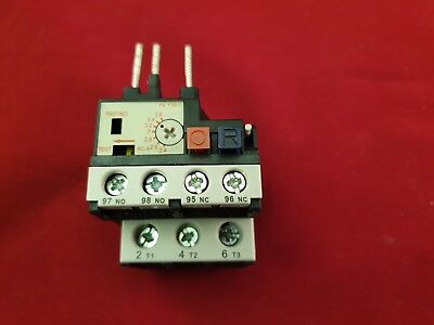 Taian  RHN-10 Thermal Overload Relay - 2.4 to 3.6 Amp
