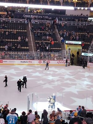 2 - Pittsburgh Penguins vs Florida Panthers Tickets - 01/08 -