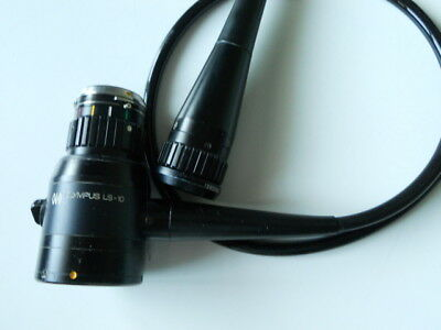 OLYMPUS LS-10 Teaching Scope Aid for flexible Endoscope. Free UK P&P. (02)