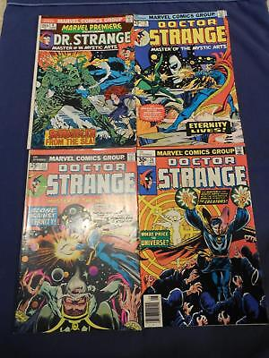 Marvel Dr. Strange Master Mystic Arts Issues #6 10 13 24 Very Fine Condition
