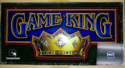 IGT Game King Multi-Game Glass Green Belly Door