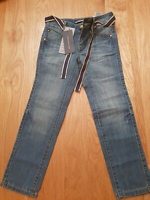 Girls Tommy Hilfiger Jeans Age 5 Years with adjustable waist