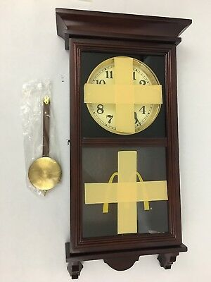 Vintage  McDonald's Westminister Chime Wall Clock    NEW