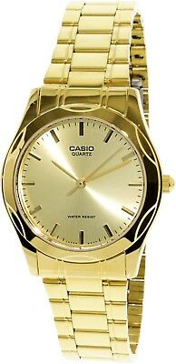 Casio MTP1275G-9A Men's Gold-tone Metal Fashion Watch Brand New with BOX !!!!!