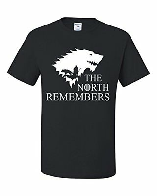 Game of Thrones Winterfell Stark The North Remembers Unisex T-Shirt