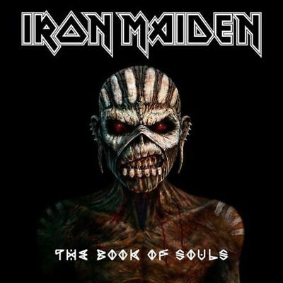 Iron Maiden The Book Of Souls Nuovo Sigillato 2 Cd Unknown Cd Audio Musica Album