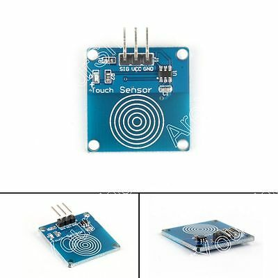 5Pcs TTP223B 1 Channel Digital Capacitive Switch Touch Sensor Module For Arduino