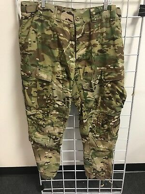 US Army OCP MULTICAM Combat PANTS LARGE REGULAR Preowned Nice