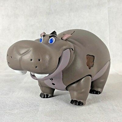Disney Junior The Lion Guard Pride Land Brawlers Beshte Hippo Talk Lights Sound