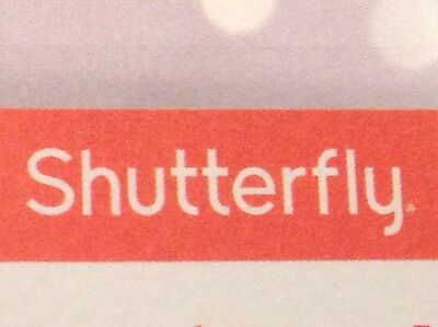 Shutterfly $25 Off or 50% off your order  Promo Coupon Code Exp 1/15/2019