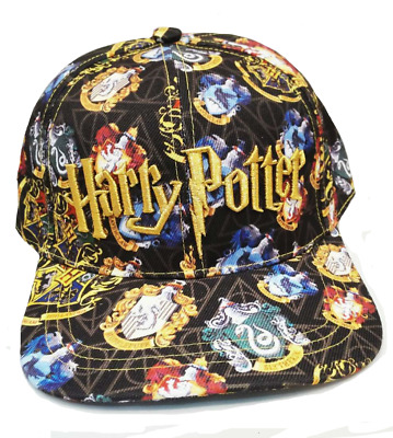 Harry Potter Hat Baseball Cap Mens Boys Kids Hogwarts Movie PS4 Xbox Wii 3DS AUS