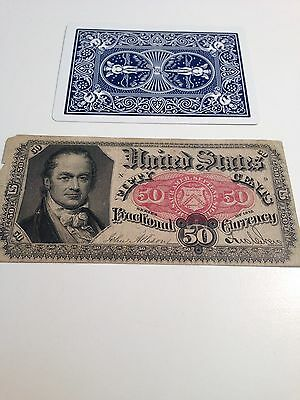 US Fractional Paper Currency 50 Cents Series of 1875