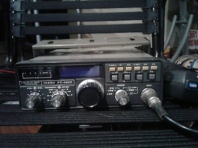 yaesu 2 meter all mode ssb, cw and upper and lower side band