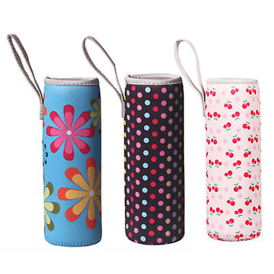 1X(500ML hot thermal insulation thermal water bottle bags thermos cup bag X4G7)