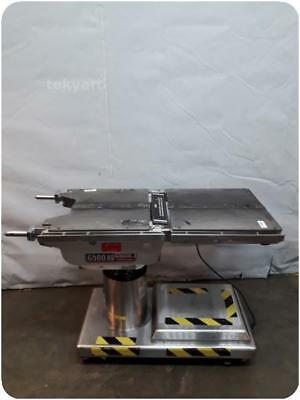 Skytron 6500 Series Surgical Operating Romm Or Table ! (214718)