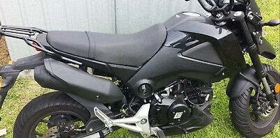 Braap Urban 125cc Motorbike - Make an offer