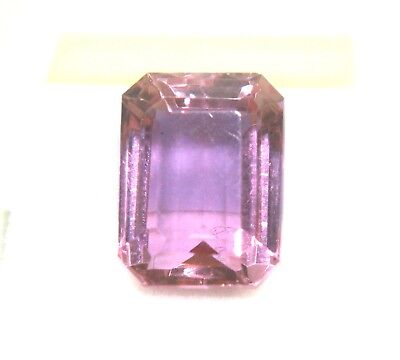 New Offer 10.20CT GGL Certified Emerald Cut Brazilian Alexandrite Color Changing