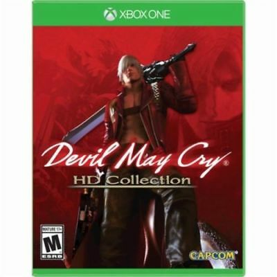 Devil May Cry HD Collection (Xbox One, XB1) Brand New