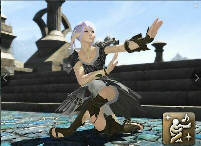 FINAL FANTASY XIV FFXIV FF14 Emote Eastern Dance item Code Mogstation