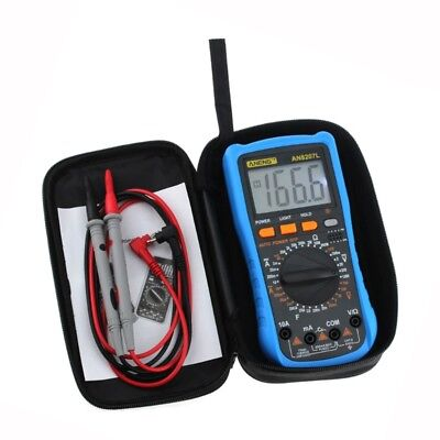 ANENG AN8207L LCD Digital Multimeter Handheld 2000Counts  AC/DC Current Tester
