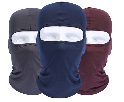 Protecting Outdoor Ski Motorcycle Cycling Balaclava Full Face Mask Neck Ultra