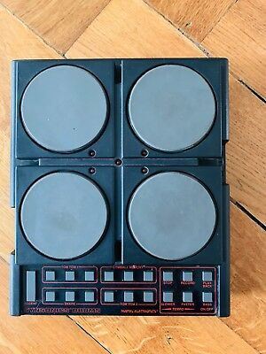 mattel synsonics analog drumcomputer drum machine vintage rhythmbox