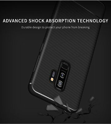 Luxury Ultra Slim Case Shockproof Bumper Cover For Samsung Galaxy S8 S9 Plus UK