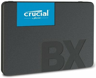 """Crucial BX500 SSD  120 GB 2.5"""" SSD (Solid State Drive)"""