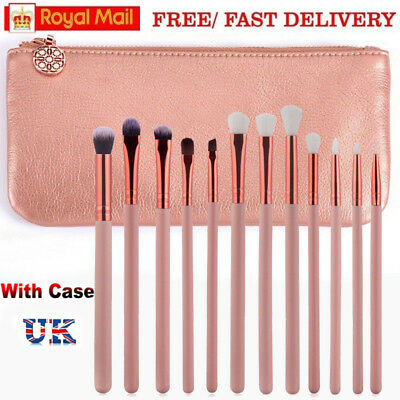 Makeup Eyeshadow Blending Brushes Eyebrow Eyeliner Cosmetic Tool Brushes Set UK