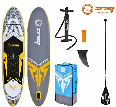 ZRAY X-RIDER X2 10.10 SUP Board Stand Up Paddle Surf-Board Paddel ISUP 330cm