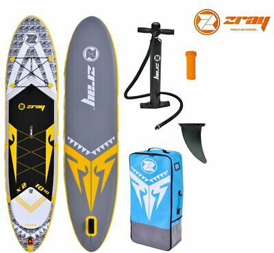 ZRAY X-RIDER X2 10.10 SUP Board Stand Up Paddle Surf-Board ISUP 330cm