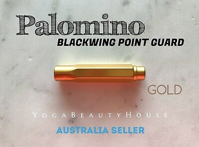 Palomino Blackwing Point Guard Pencil Cap 1pc Gold Colour Protection Cover case