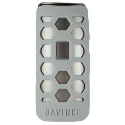 DaVinci MIQRO Vaporizer Explorers Collection Dry Herb Kräuter *Graphite**Silber*