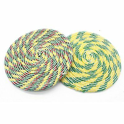 Cotton Rope Pet Dogs Toy Pet Throwing Toys Chew Toys Durable Braided Bone RoR2
