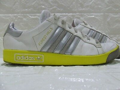 online store 8a0db a09a1 SCARPE SHOES UOMO DONNA SNEAKERS ADIDAS FOREST HILLS tg. US 8,5 - 42