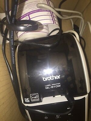 Brother Label Printer Office/ Home .colour/ Continiouse Label/ App Design