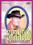 Branded: Season 2 DVD, Chuck Connors,