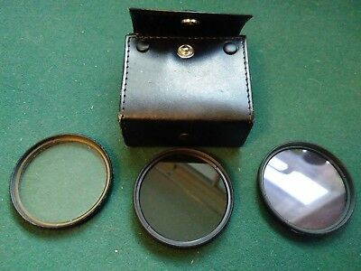 Japan Optics 52mm Digital Camera Lens Filter Kit