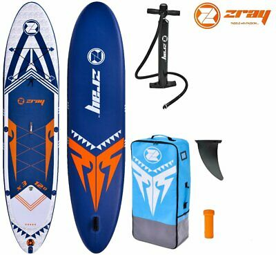ZRAY X-RIDER X3 12.0 SUP Board Stand Up Paddle Surf-Board ISUP 365x81x15cm