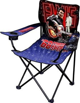 Elvis Presley 68 Comeback Special Limited Edition Camping chair with Bag