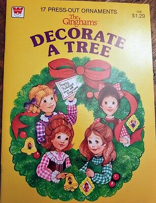 The Gingham's Decorate a Tree 1982