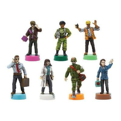 10th Anniversary Painted Figures for the Pandemic Board GameNew /& Sealed