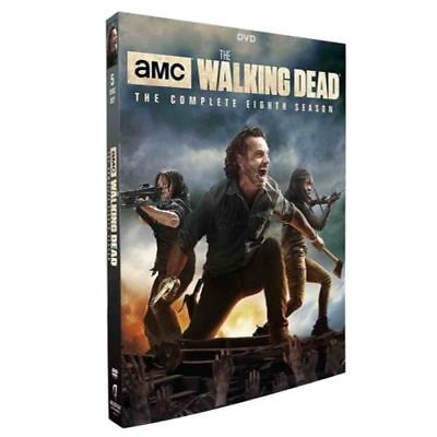 The Walking Dead: The Complete Eighth Season 8 - New - DVD - Free Shipping
