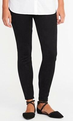 d9adf0a8b9f2a OLD NAVY WOMENS High-Rise Stevie Ponte-Knit Pants  Size XL TALL wine ...