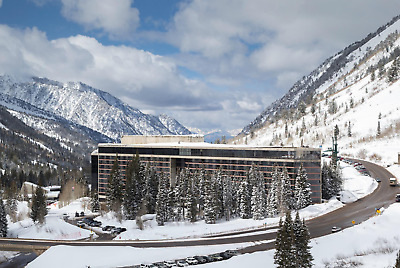 The Cliff Club at Snowbird - Even Years Floating Weeks - Utah - Free $350