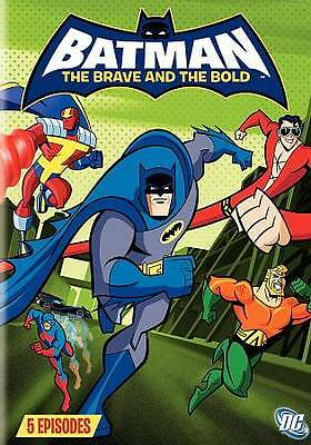 Batman: The Brave and the Bold, Vol. 3 (DVD, 2010)