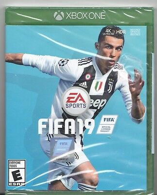 Video Game - Microsoft Xbox One - FIFA 19 - Factory Sealed/Brand New