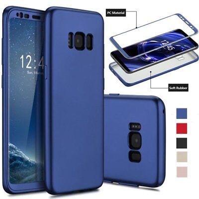 for Galaxy Samsung S8 S8 Plus Case Soft TPU Cover Shockproof Silicone Thin PC